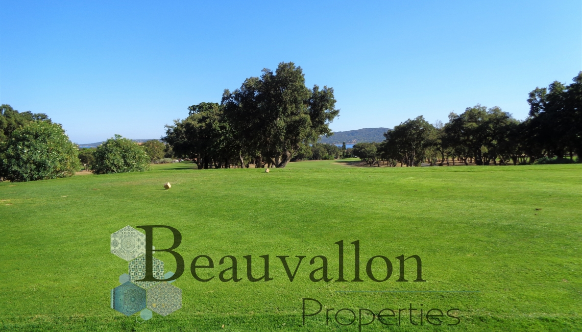 Golf Villa Sud Beauvallon Properties