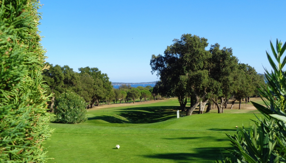 Golf Villa Tourterelle Beauvallon Properties